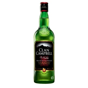 whisky-clan-campbell personnalis